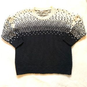 Madewell knitted sweater size L
